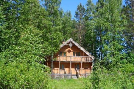 Baikal guesthouse Fedorov Dvor - House