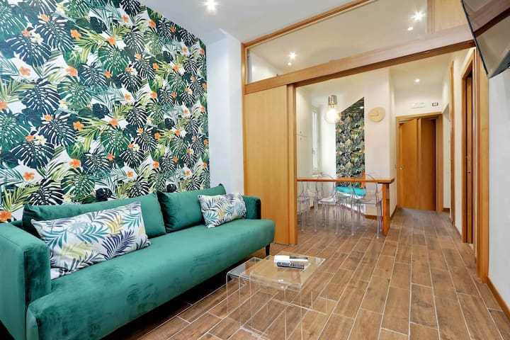 Style Apartment Julia 50 mt. to Colosseum