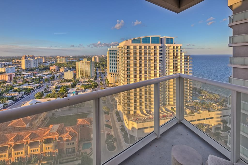 Private Two Bedroom 22nd Fl Residences At W Ftl Apartments For Rent In Fort Lauderdale