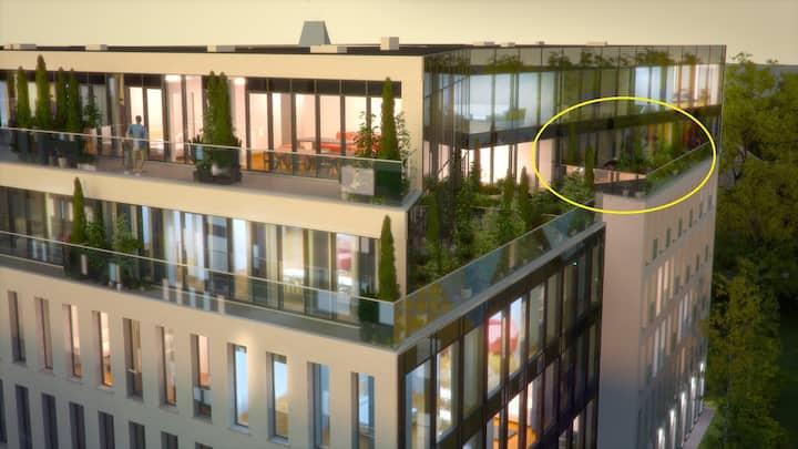 Kreutzwaldi penthouse, Tallinn