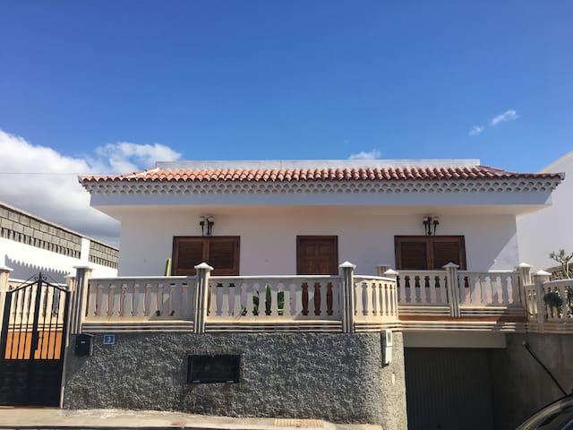 Gran Casa en el sur de la isla