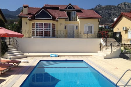 CYPRUS 4 bedroom Villa with pool - Çatalköy, Girne - House