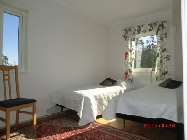Rum i villa - Stockholms län - Bed & Breakfast