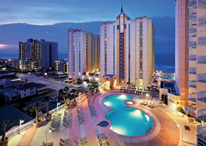 2-BR Oceanfront Myrtle Beach Resort