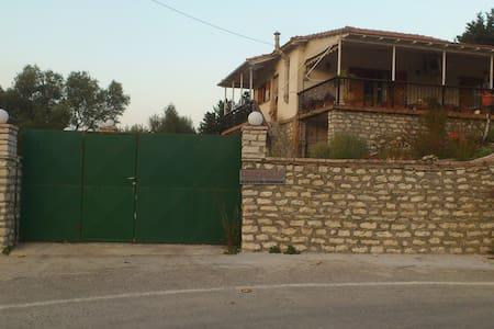 HOUSE FOR SUMMER HOLIDAYS IN LEFKAS - Lefkada - Talo