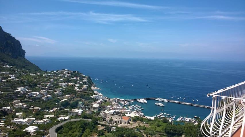 Capri, Piazzetta, 2bedrm, 2bathrm