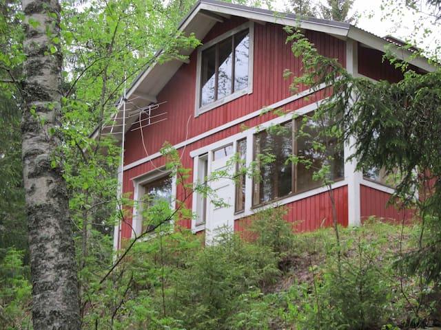Cottage at the lake / Kontiolahti