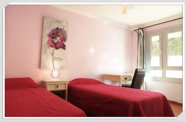 Standard  bedroom - San Roque - Villa