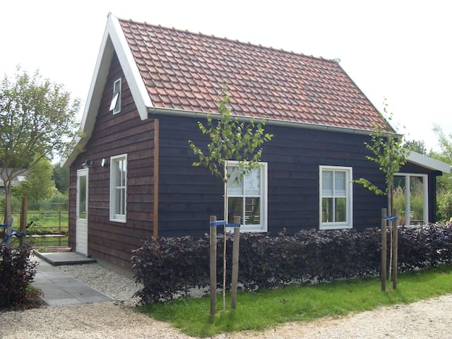 Authentic Dutch cottage - Hazerswoude-Dorp - Cabana