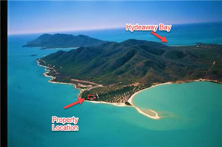 Sunset Beach, Whitsunday Mainland, Cape Gloucester