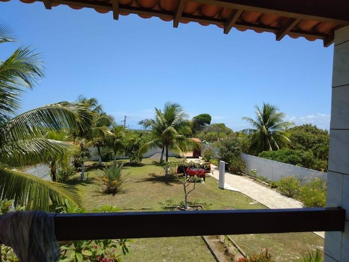 Casa em Barra do Jacuípe para temporada.