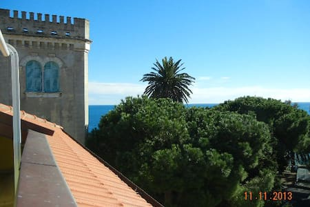 Beautiful apartment sea view - Bussana - Byt