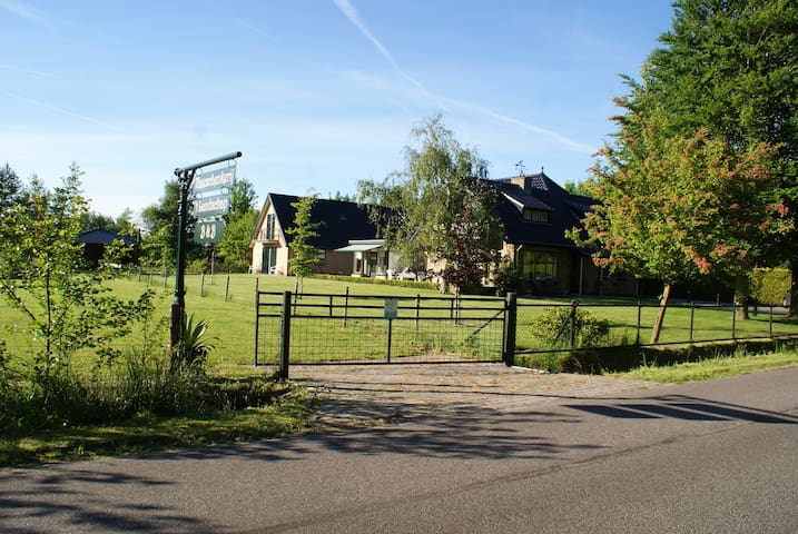 B&B 't Landschap - Boelenslaan - Penzion (B&B)