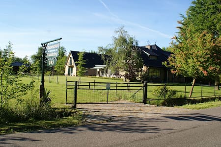 B&B 't Landschap - Boelenslaan - Bed & Breakfast