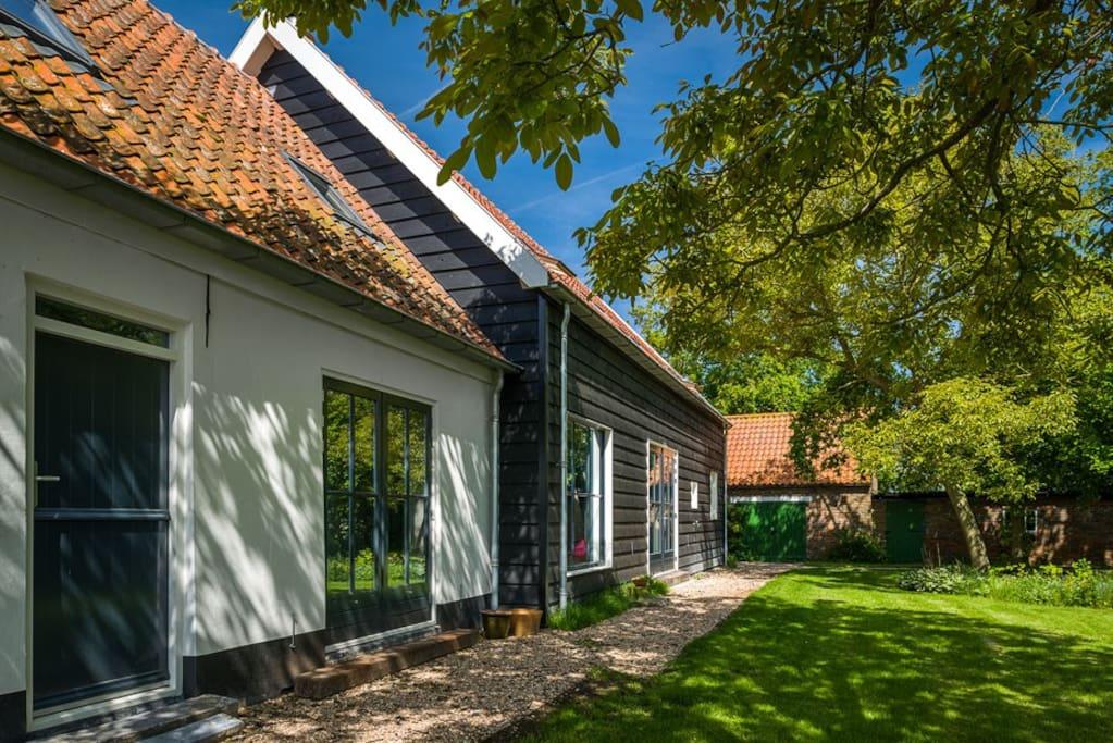 Super vakantiehuis zeeland 14 huizen te huur in for Huizen te koop zeeland