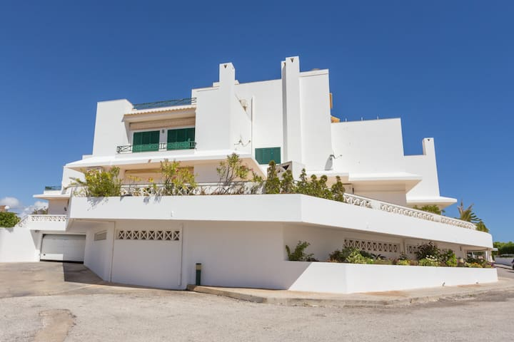 5 minutes walk from the beach  - Albufeira - Flat
