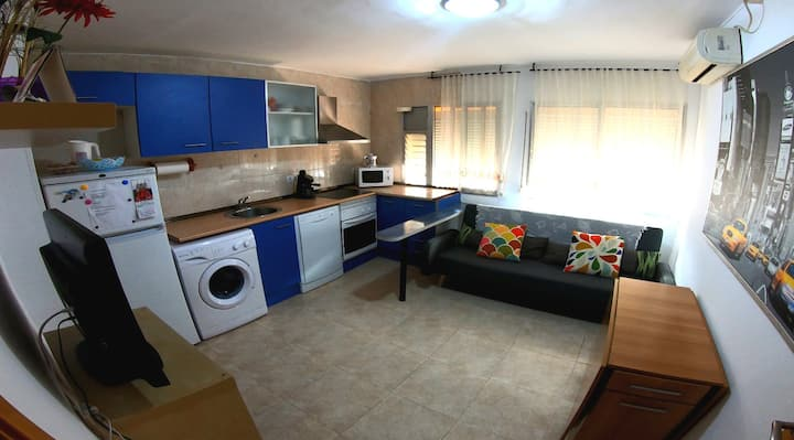 Apartment 100m Salou beach - WIFI