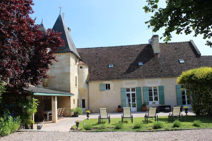 Manoir de Beaurepaire  - Jort - Rumah