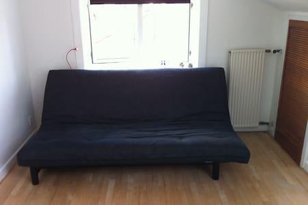 Cozy room, near train & DTU - Lyngby