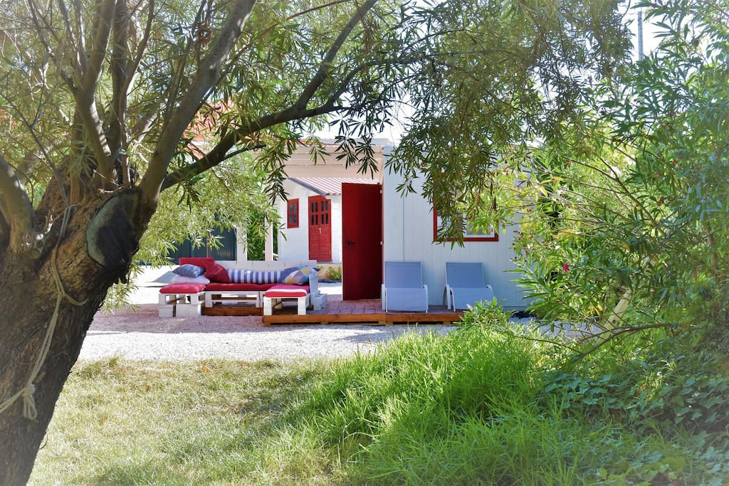 Caba a rom ntica con jard n tropical exuberante casas rurales en alquiler en altea comunidad - Casa rurales comunidad valenciana ...