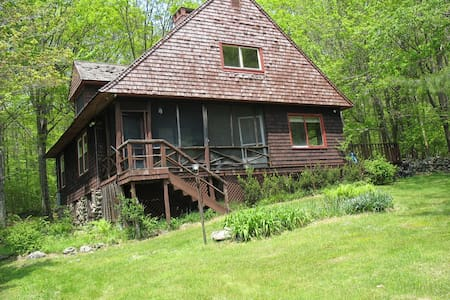 Cabin in the Berkshires - Mount Washington