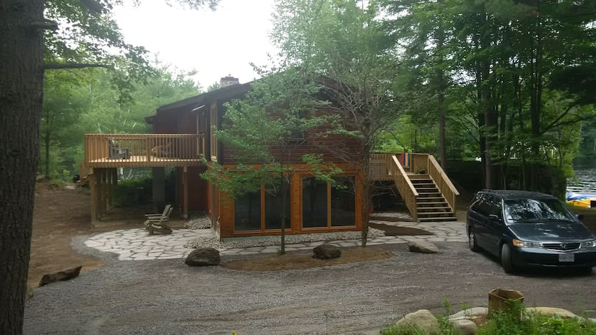 Muskoka Cottage with 8 acres and Privacy to Spare