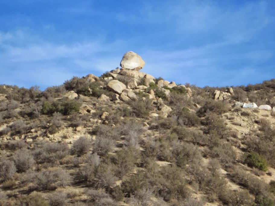Great desert scenery
