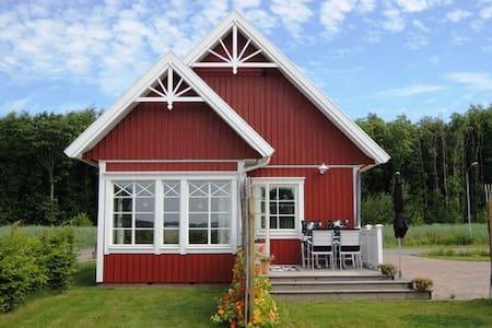 Vakantiehuis Groningen - Blauwestad | Svea Stuga - Finsterwolde - บ้าน