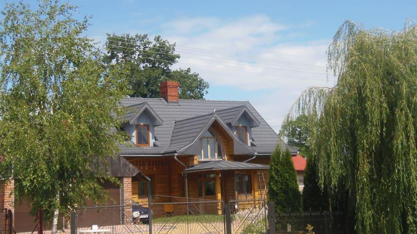 Dworek Zamojski - Zamojsce - Dům