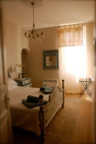 PraanaWellness Rooms @TheRetreat - Saint-Germain-de-Vibrac - Bed & Breakfast