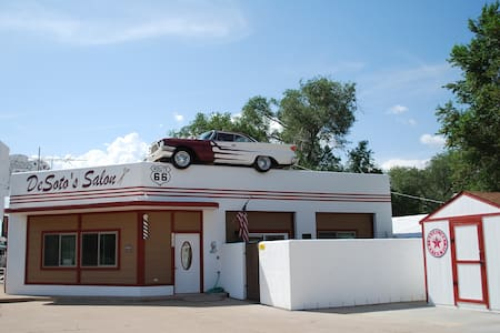 Grand Canyon state DeSoto's On Route 66