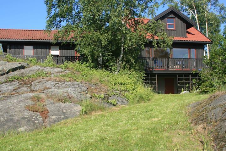 Flott barnevennlig hytte Kragerø, på Skåtøy