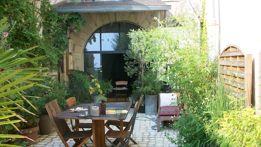 charming troglodyte house - Vouvray - Cave