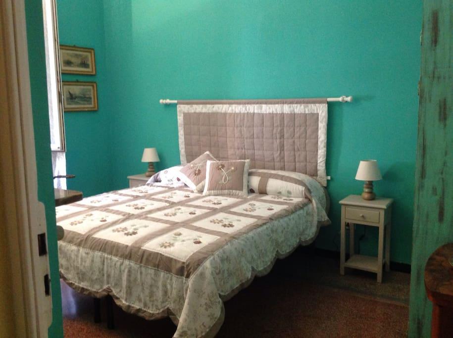 A casa di baciccia appartamenti in affitto a genova liguria italia - Camere da letto genova ...
