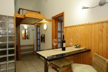 I. district, near Castle and Danube - Boedapest - Appartement