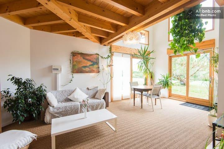 Belle suite familiale 80m2 au calme - Verel-Pragondran - House