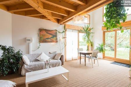 Belle suite familiale 80m2 au calme - Verel-Pragondran
