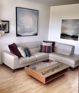 A family friendly home away from home! - Alftanes - Apartment