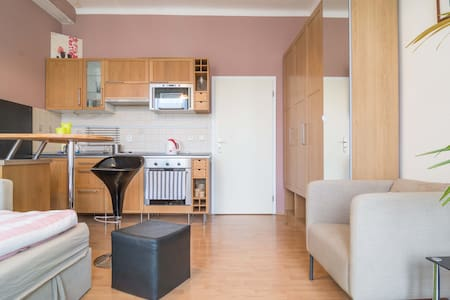 Cozy apartment in the heart of Prague - Praag - Appartement