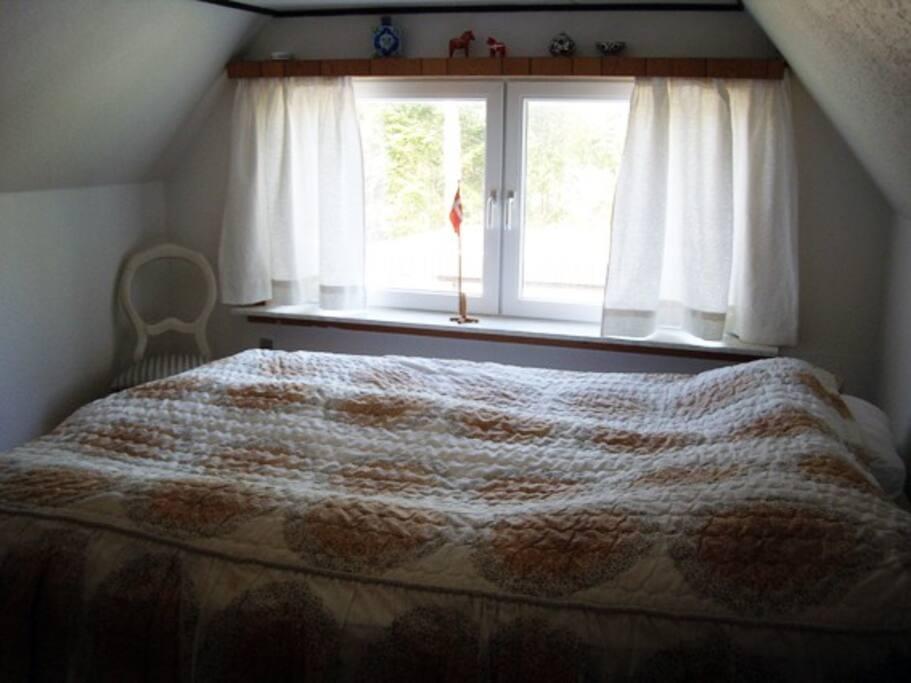 Soveværelse på 1. sal