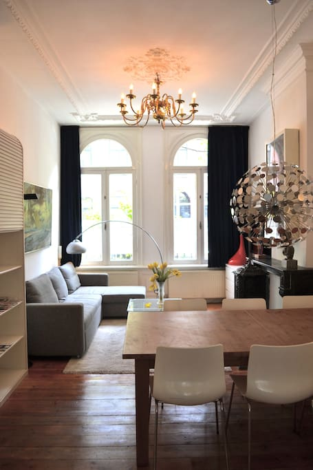 Luxury apartment in city center - Apartments for Rent in ...