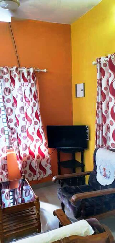Independent beautiful and safe 1BHK at kochi