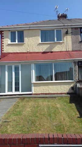 Newly refurbished Merseyside home.