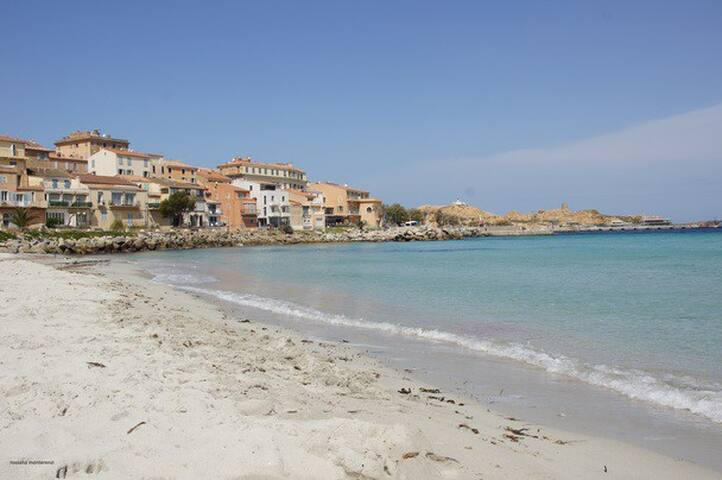 mare,montagna,shopping, Ile-Rousse! - Monticello - Flat