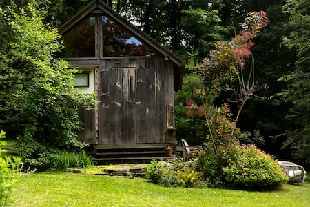 NY Rustic Cottage Getaway - Mount Kisco - Kabin