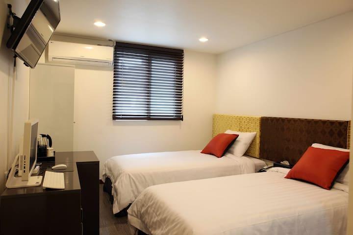 Myeongdong/namdaemun - Twin room 5