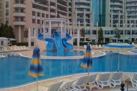 Sunset Resort, Pomorie, Bulgaria. - Pomorie