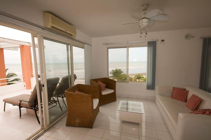 departamentos punta arena - Atacames - Apartment