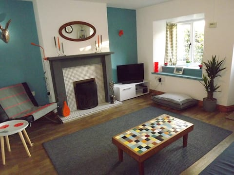 NEW! Quirky Comfort right in the Heart of Heacham