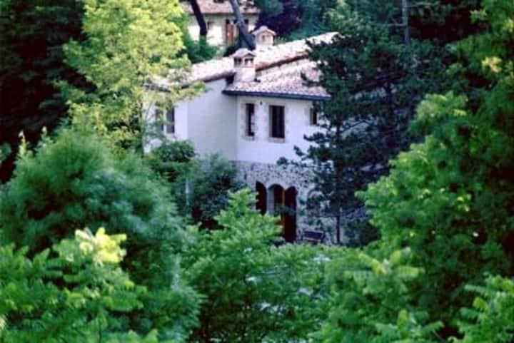Historic watchtower restored Acacia